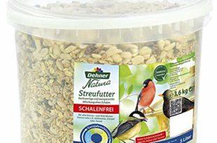 dehner natura wildvogelfutter schalenfreies streufutter 3 6 kg 310x205 - Dehner Natura Wildvogelfutter, schalenfreies Streufutter, 3.6 kg