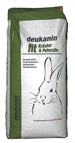 deukanin fit Kräuter & Petersilie 25 kg Kaninchenfutter