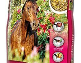 josera senior 1 x 20 kg premium pferdefutter mit anti aging komplex haferfrei muesli fuer aeltere pferde 1er pack 261x205 - JOSERA Senior (1 x 20 kg) | Premium Pferdefutter mit Anti-Aging-Komplex | haferfrei | Müsli für ältere Pferde | 1er Pack