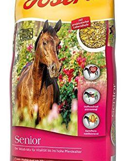 josera senior 1 x 20 kg premium pferdefutter mit anti aging komplex haferfrei muesli fuer aeltere pferde 1er pack 261x330 - JOSERA Senior (1 x 20 kg) | Premium Pferdefutter mit Anti-Aging-Komplex | haferfrei | Müsli für ältere Pferde | 1er Pack