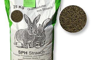 SPH Futter für Kaninchen und Nager 25Kg Sack
