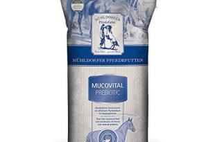 Muehldorfer Mucovital prebiotic 20 kg Pferdefutter ohne Getreidestaerke vollwertig bei 310x205 - Mühldorfer Mucovital prebiotic, 20 kg, Pferdefutter ohne Getreidestärke, vollwertig, bei Magenerkrankungen, entzündungsregulierend