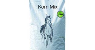 Eggersmann Korn Mix Ergaenzungsfuttermittel fuer Freitzeit und Sportpferde 310x165 - Eggersmann Korn Mix - Ergänzungsfuttermittel für Freitzeit- und Sportpferde - Haferfreie Körnermischung - 30 kg Sack
