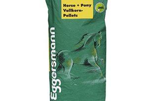 Eggersmann Horse Pony Vollkorn Pellets 6 mm Pferdefutter 310x205 - Eggersmann Horse & Pony Vollkorn Pellets 6 mm - Pferdefutter ohne Hafer - Eiweiß- und energiereduziert - 25 kg Sack